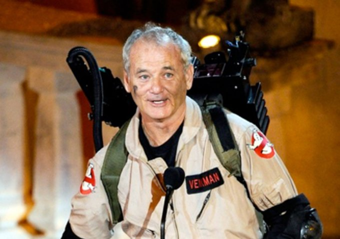 Dan Aykroyd Says Bill Murray Is Out Of Ghostbusters 3