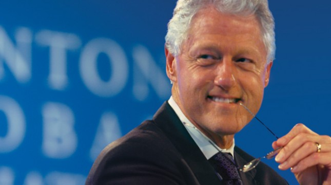 Bill Clinton Passes On The Hangover Part 2