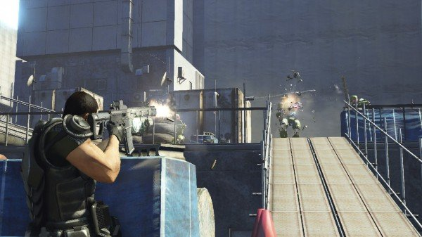 SEGA Pushes Binary Domain Back Two Weeks And Reveals New Trailer
