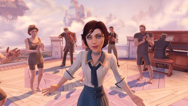 bioshock infinite copy 6 Unforgettable Gaming Moments From 2013