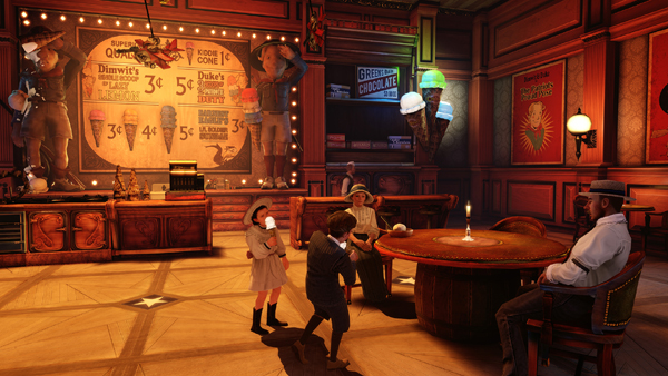 BioShock: Infinite Hands-On Preview [Microsoft X-Series, Spring 2013]