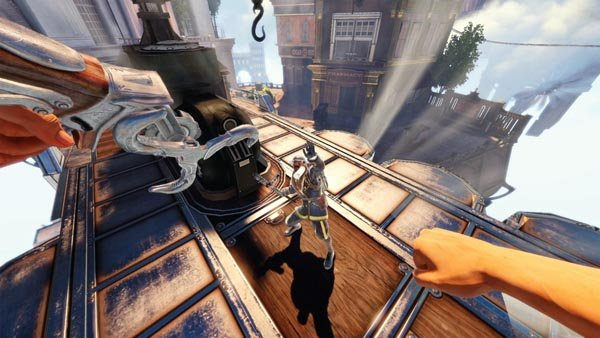 BioShock Infinite Confirmed Single-Player Only