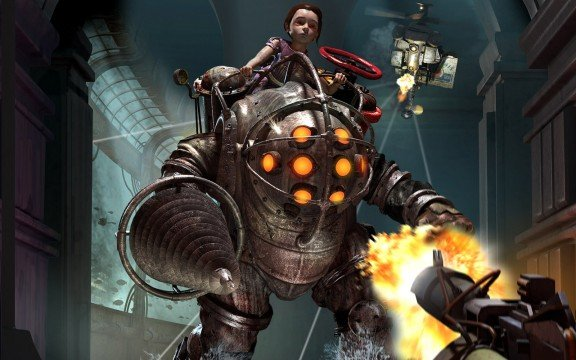 bioshock1 576x360 6 Games From The Current Generation Of Consoles That Ill Always Remember