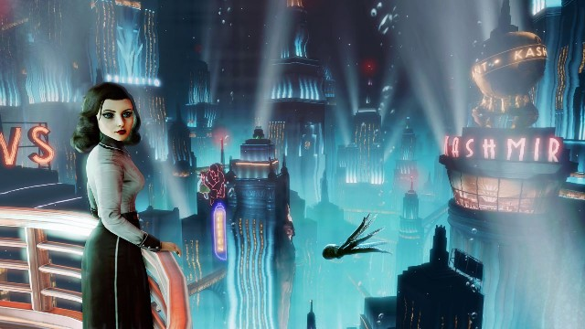 BioShock Infinite Now Has DLC; More Add-Ons Detailed