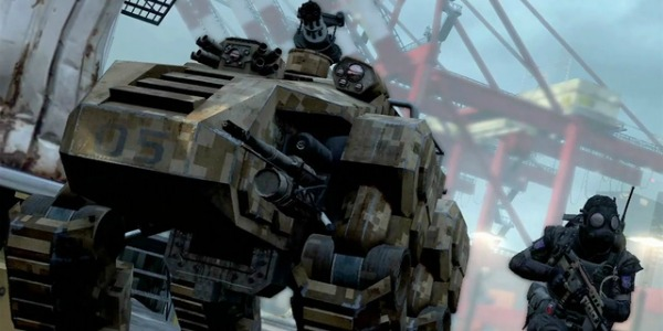 Call Of Duty: Black Ops II's New Multiplayer Trailer Certainly Looks Futuristic
