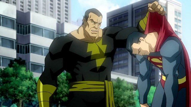 Shazam Star Dwayne Johnson Wants Black Adam To Fight Superman In A Future Film