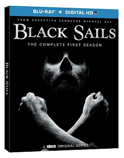 CONTEST: Win A Black Sails: Season One Blu-Ray Prize Pack!