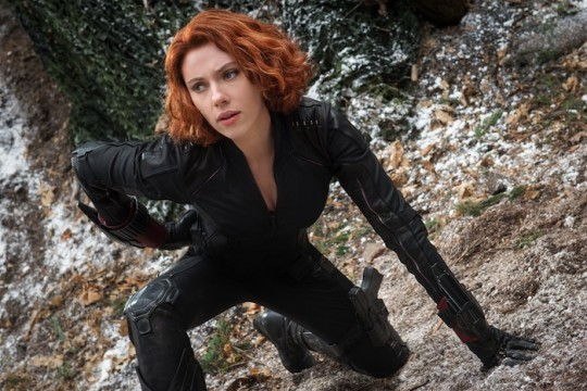 Scarlett Johansson Teases Captain America: Civil War And Its Place In The MCU