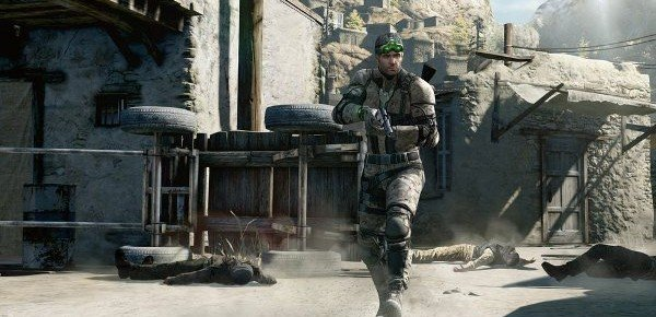 Ubisoft Reveals Tom Clancy's Splinter Cell: Blacklist