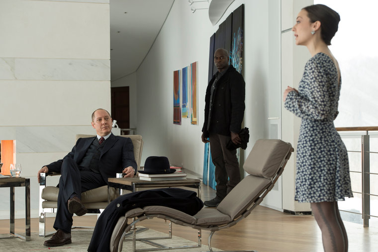 "The Blacklist Review: ""The Longevity Initiative"" (Season 2, Episode 17)"