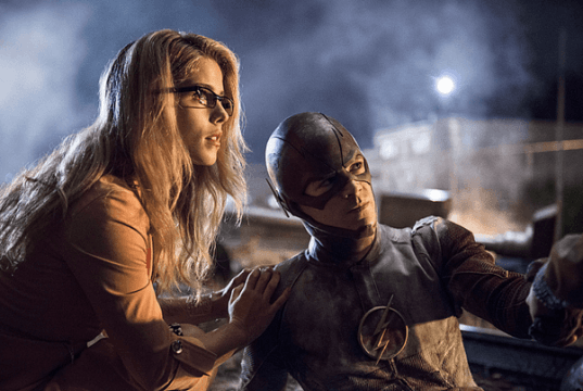The Flash May Be Getting Its Own Felicity Smoak Next Season