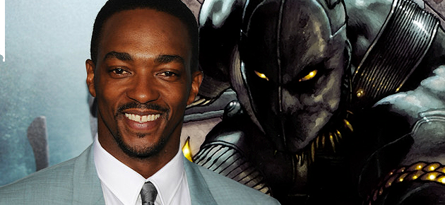 Anthony Mackie Willing To Star In Marvel's Black Panther