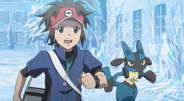 Here's The Plot Of Pokemon Black and White 2...In Japanese