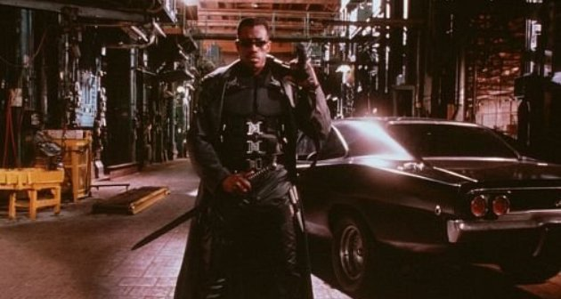 blade 1998 We Got This Covereds Top 50 Comic Book/Superhero Movies