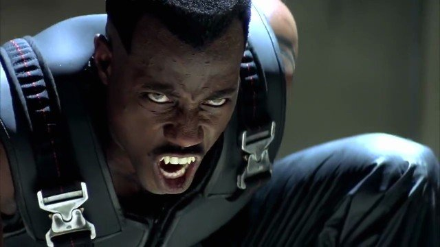 """Kate Beckinsale Says Marvel Is """"Doing Something"""" With Blade"""