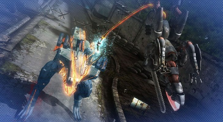 See Blade Wolf In Action In The Newest Metal Gear Rising: Revengeance Trailer