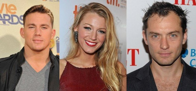 Blake Lively, Jude Law And Channing Tatum Join Steven Soderbergh's The Side Effects