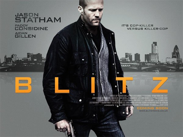 Blitz Blu-Ray Review