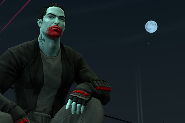 Vampires Invade Steelport Via Saints Row: The Third Bloodsucker DLC