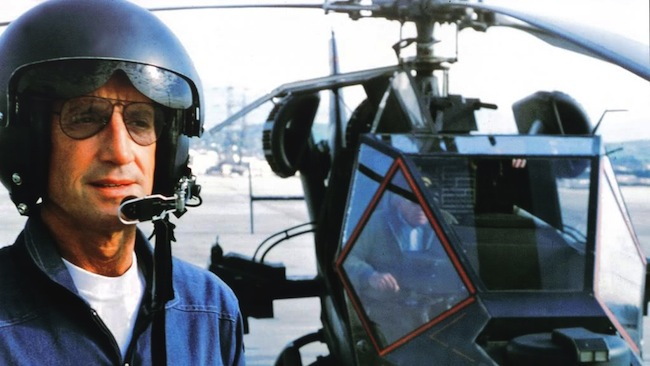 Fifty Shades Producer And Thor Writer Developing Remake Of Blue Thunder
