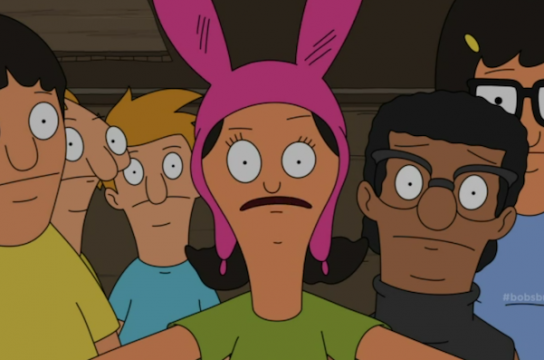 bob's burgers fort night