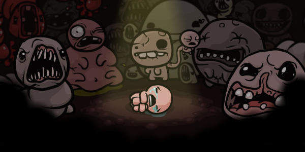 The Binding Of Isaac Has Its Rating Bumped Due To Blasphemy