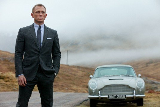 New Skyfall TV Spot And Clip Premieres During Olympic Opening Ceremonies