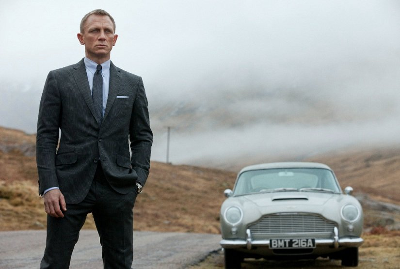 Brand New Skyfall Trailer Has Been Released