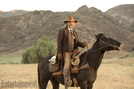 Kurt Russell Is On Horseback In First Image From Bone Tomahawk