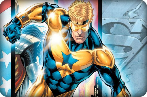 DC's 'Booster Gold' Won't Be Part of the 'Justice League' Universe
