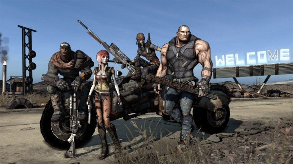 2K Games Confirms Borderlands 2! Will Release In 2012