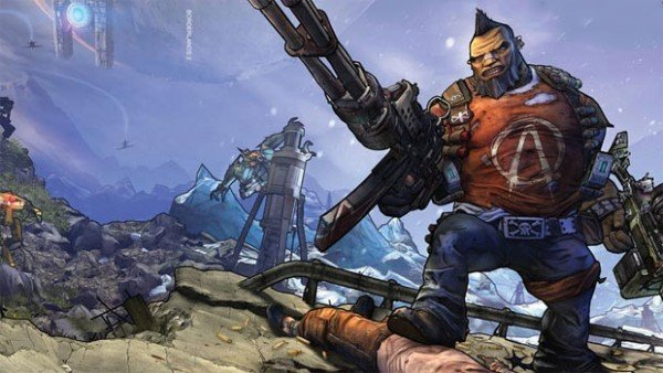 Fourteen Minutes Of Borderlands 2 Gameplay Leaks