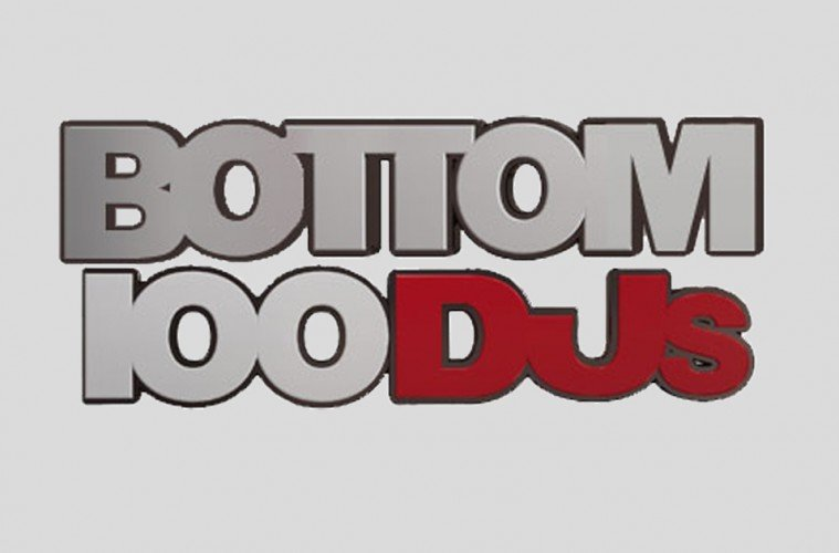 bottom 100 djs