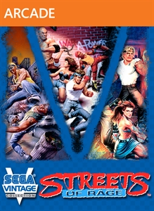 Sega Vintage Collection: Streets of Rage Review