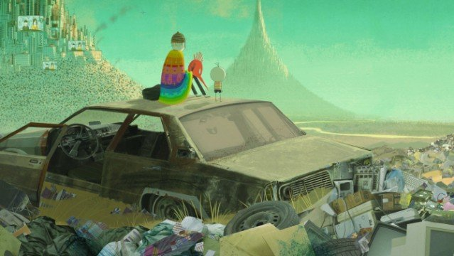 The Boy And The World Review [Leeds Film Festival 2014]