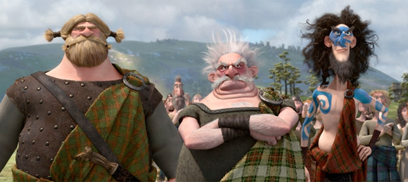 Check Out More Characters From Pixar's Brave