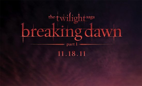 First Footage Of The Twilight Saga: Breaking Dawn Part 1