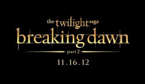 First Look At The Twilight Saga: Breaking Dawn – Part 2