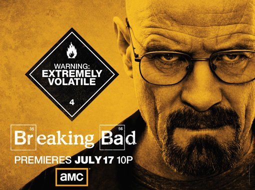 Breaking Bad Looking To Finish With Two More Seasons