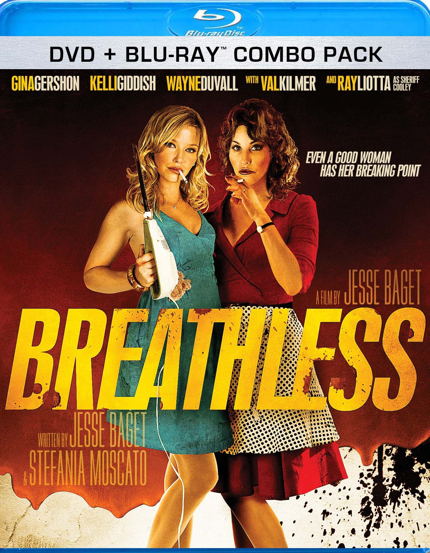 Breathless (2012) Blu-Ray Review