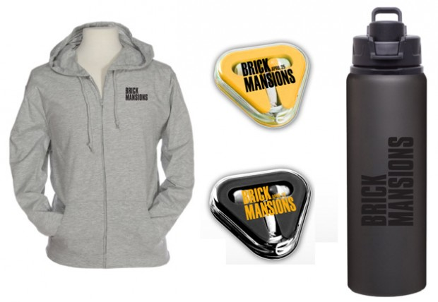 CONTEST: Win Brick Mansions Prize Pack