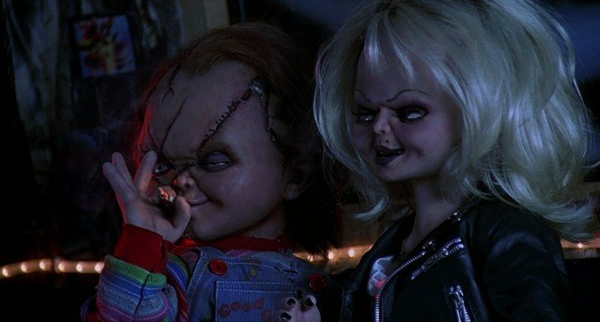 bridehucky011711 670x360 Gearing Up For Curse Of Chucky: Ranking The Childs Play Franchise