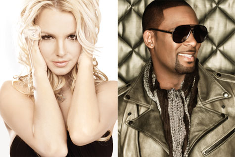 R. Kelly Hops On Britney Spears' Till The World Ends