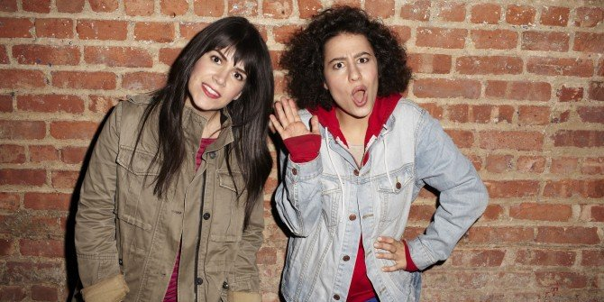 broad city ilana glazer abbi jacobson