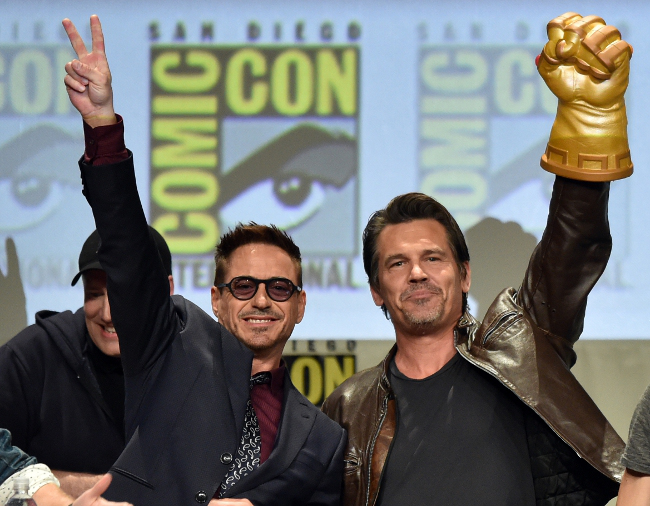 Marvel's Comic-Con Panel Features Ant-Man, Avengers: Age Of Ultron Footage, And Guardians Of The Galaxy 2