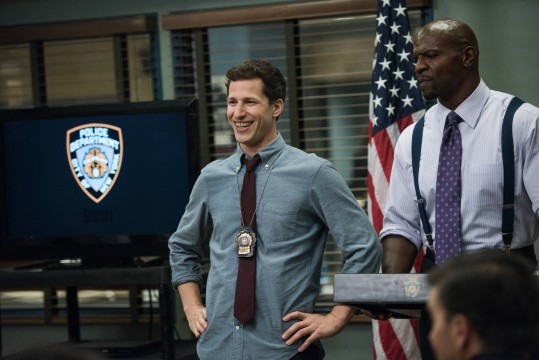 brooklyn nine nine season 3 2