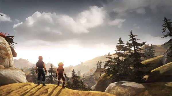 Brothers: A Tale Of Two Sons Now Available On Xbox Live Arcade