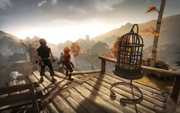 New Walkthrough Trailer For Starbreeze's Brothers - A Tale Of Two Sons
