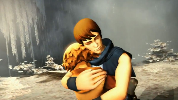 brothers 7 Video Games That Tried, And Succeeded, To Make You Cry Man Tears