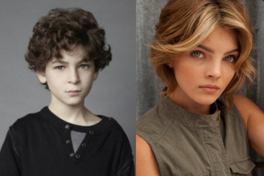 Meet Gotham's Young Bruce Wayne And Selina Kyle